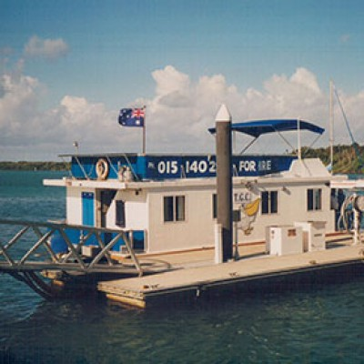 Our Houseboating Journey – 25 Years on the Beautiful Tweed River