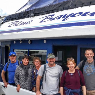 From NZ To The Tweed River – A Houseboat Holiday Journal