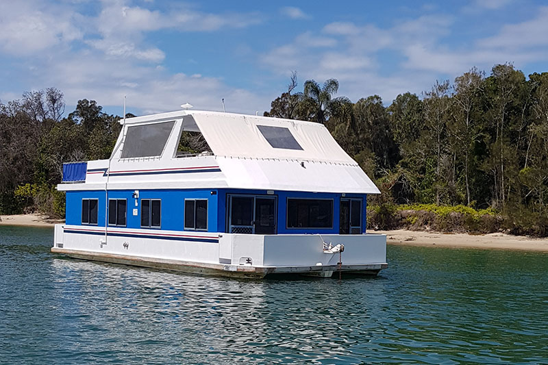 2020 With Berger Houseboat Holidays