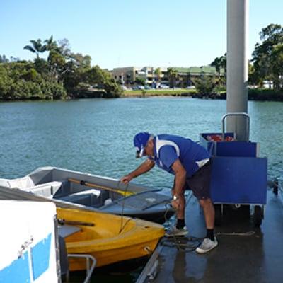 Preparing Your Houseboat